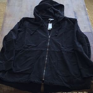 NWT James Perse jacket. Size 3